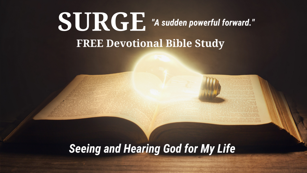 SURGE Free Devotional Bible Study