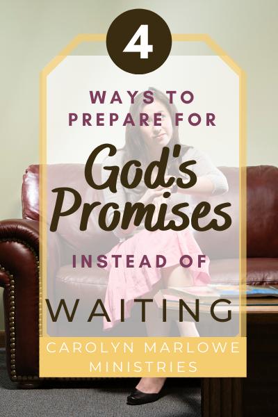 holding onto God's promises